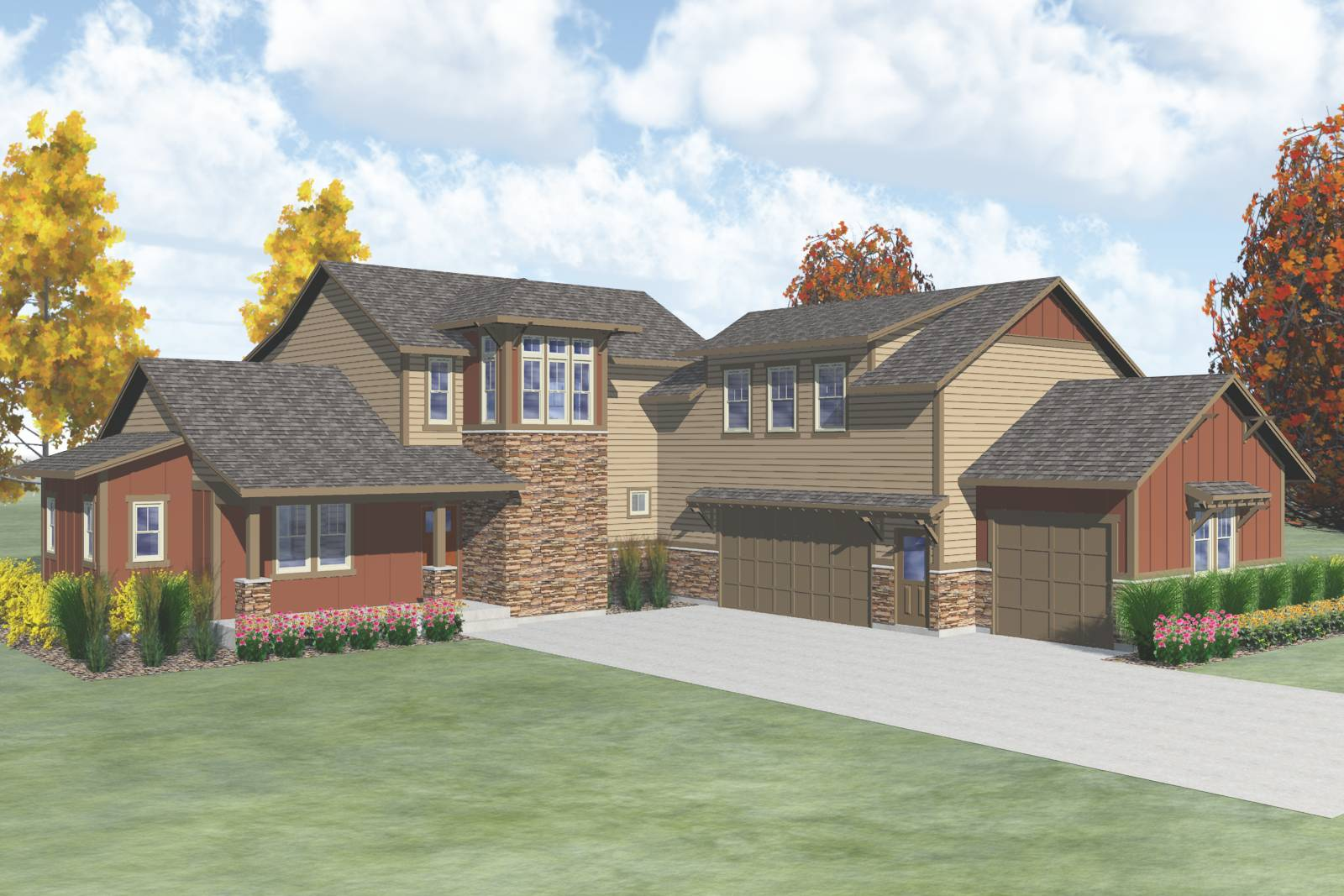 Linden gate bluestone homes for Bluestone homes